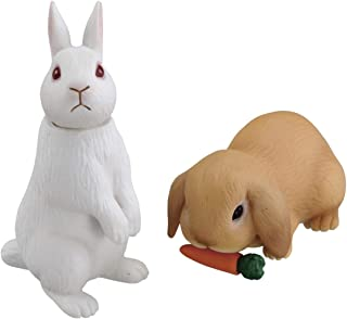 アニア AS-34 ウサギ (日本白色種&ロップイヤー)