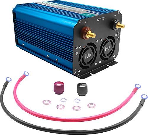 Berger Sinus-Wechselrichter Sinusspannung bei 230 V Spannungswandler Einsatz bei Solaranlagen (1500 W)