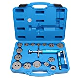 CCLIFE 16 Pezzi Set di arretratore ad aria compressa per pistoncini dei freni/freno utensile pneumatico