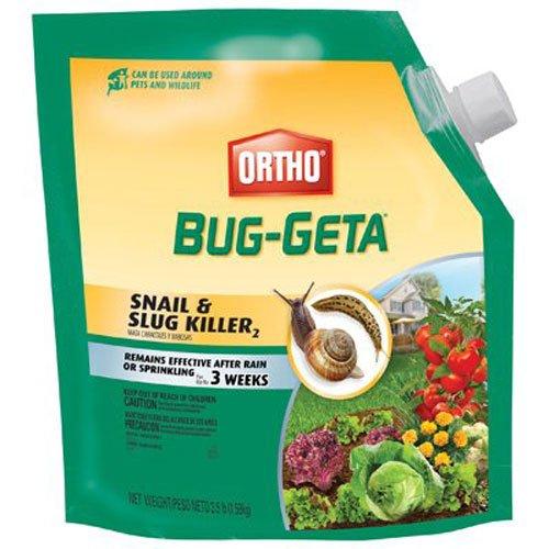 Ortho Bug-Geta Snail & Slug Killer2, 3.5 lb.