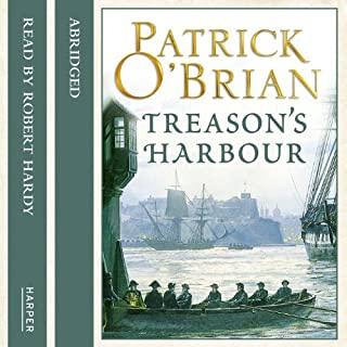 Treason's Harbour cover art