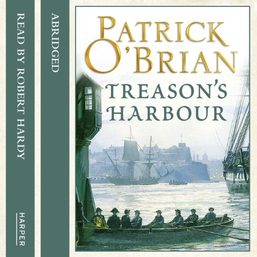 Treason's Harbour Titelbild