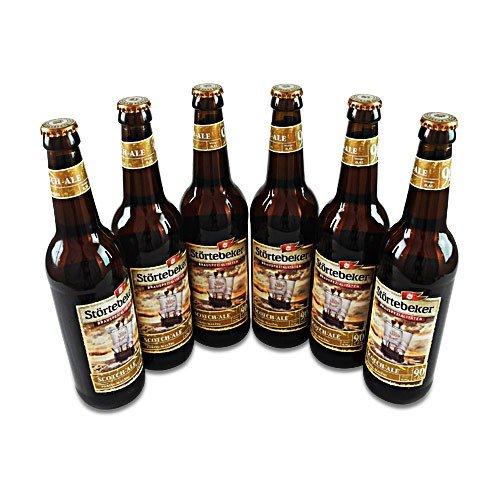 Störtebeker Scotch-Ale (6 Flaschen à 0,5 l / 9,0% vol.)