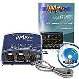 Enttec DMX USB Lighting Controller Interface & Software