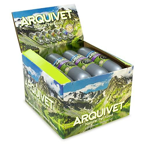 Arquivet Pack 12 Unidades Natural Wet Food Pavo con Verduras