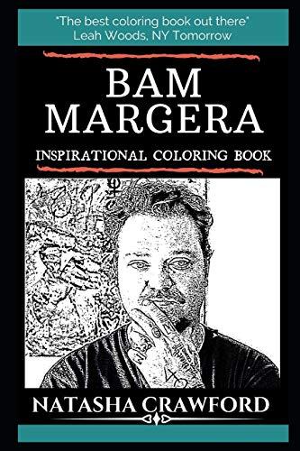 Bam Margera Inspirational Coloring Book (Bam Margera Books, Band 0)