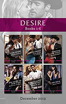 Desire Box Set 1-6/Duty or Desire/Twin Scandals/Tempting the Texan/One Night to Risk It All/Red Carpet Redemption/The Rival (The Westmoreland Legacy) by [Maureen Child, Joanne Rock, Katherine Garbera, Brenda Jackson, Fiona Brand, Yahrah St. John]