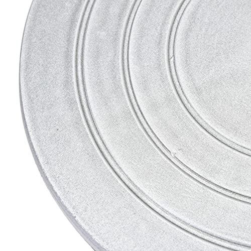 Socobeta Placa giratoria redonda giratoria para mejorar la capacidad práctica para tallas de arcilla