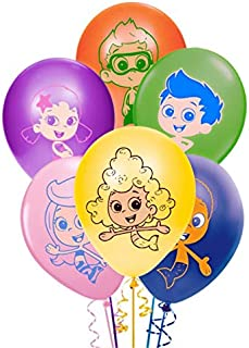 Merchant Medley 24ct Bubble Guppies-Inspired Balloons - Large 12