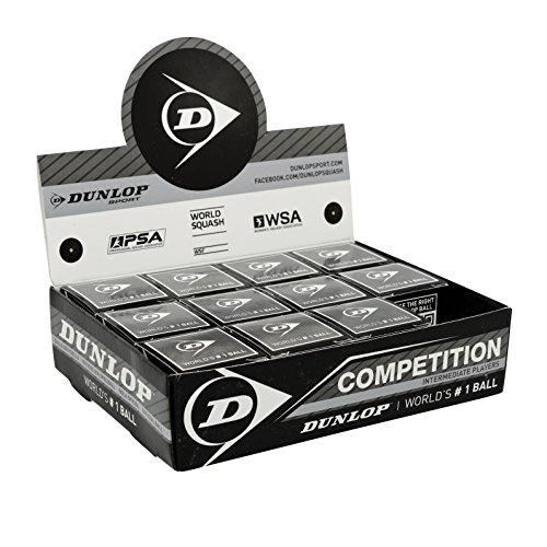 Dunlop Competition Box von 12Bälle