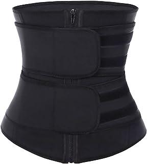 BESPORTBLE Cinto de Treinador de Cintura Feminino Cincher Cincher Aparador Emagrecimento Faixa Abdominal Modelador de Corp...