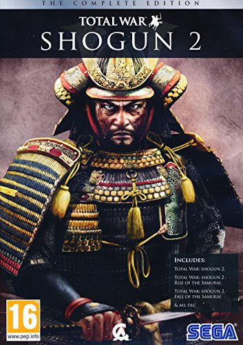 Total War: Shogun 2 - The Complete Collection (PC DVD/CD)