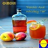 Peaches and Whiskey-Tea