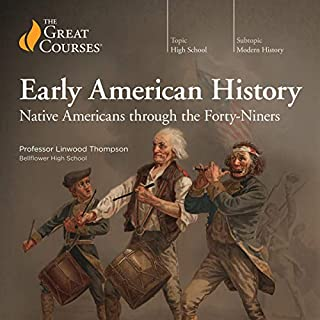 High School Level - Early American History cover art