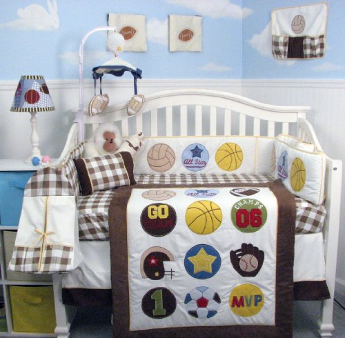 Sports Fan Bedding