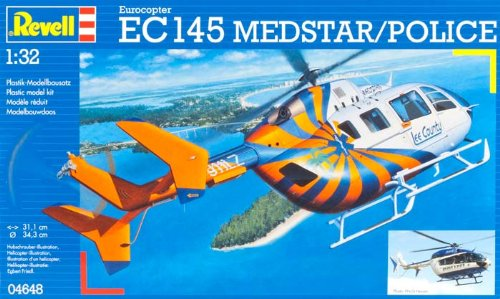 Revell 4648 - EC145 MEDSTAR / Polizei