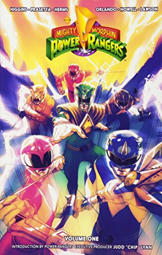 Mighty Morphin Power Rangers Vol. 1 (1)