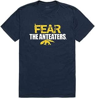 UCI UC Irvine University of California, Irvine NCAA Fear College Tee t Shirt