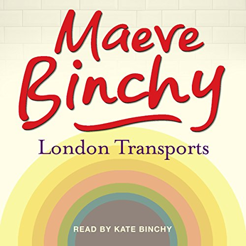 London Transports audiobook cover art