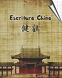 ESCRITURA CHINA: CUADERNO PARA LA PRÁCTICA DE LA CALIGRAFIA CHINA   PAPEL TIAN ZI GE   ESPECIAL ESTUDIANTES DE IDIOMA CHINO   PRINCIPIANTES O AVANZADOS   TIANZIGE. PINYIN.