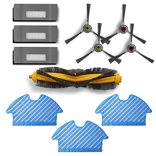 Zealing aspiradora recambios Accesorios Compatible con Ecova