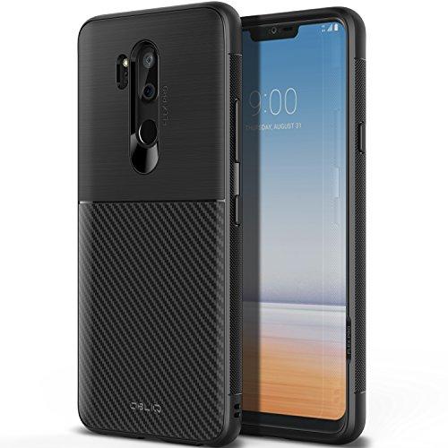 Obliq LG G7 ThinQ Hülle, [Flex PRO] Slim Dual Design TPU Hülle mit Anti-Shock Technologie für LG G7 (2018)