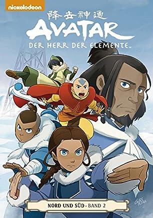 pdf ++Avatar: Der Herr der Elemente Comicband 15: Nord und Süd 2 Gene Luen Yang,Gurihiru,Jacqueline Stumpf VVIP