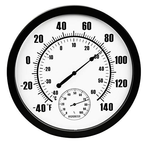 Yinuneronsty Thermometer Indoor Outdoor 10