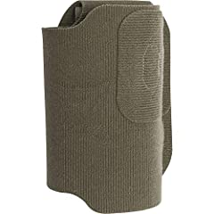 """MPH FULL: A multi-purpose holster measuring 10.5"""" high and 8"""" wide to fit mid to full sized handguns with or without a weapon light or laser. VELCRO ONE-WRAP: Designed to wrap around your firearm for a completely customized fit. QUICK DRAW: Reach you..."""