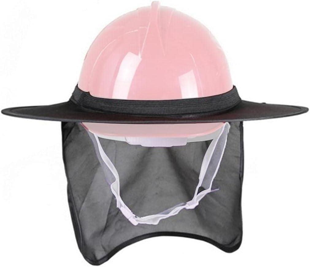 B 5 ☆ very popular M Construction Safety Hard Hat Helmet Flap Neck Shield Fishing Max 90% OFF