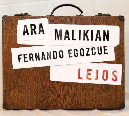 Ara Malikian y Fernando Egozcue feat. Ara Malikian