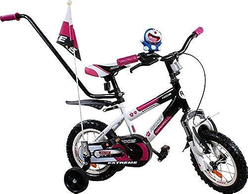 Kinderfürrad BMX Kinder fürrad Stützr r - BMX Rbike 4-12 - Weißlilat