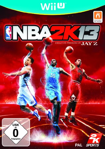 NBA 2K13 [Importación alemana]