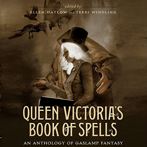 Queen Victoria's Book of Spells audiobook cover art