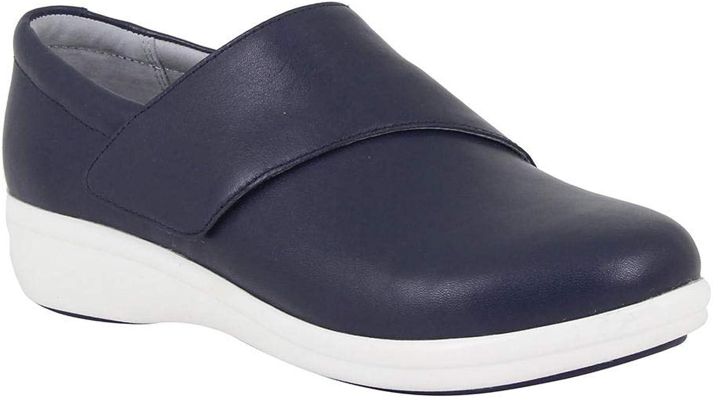 Alegria TRAQ Qin Womens Smart Walking shoes Navy Butter 35 EU