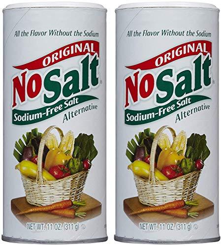 No Salt Salt Substitute, 11 oz, 2 pk
