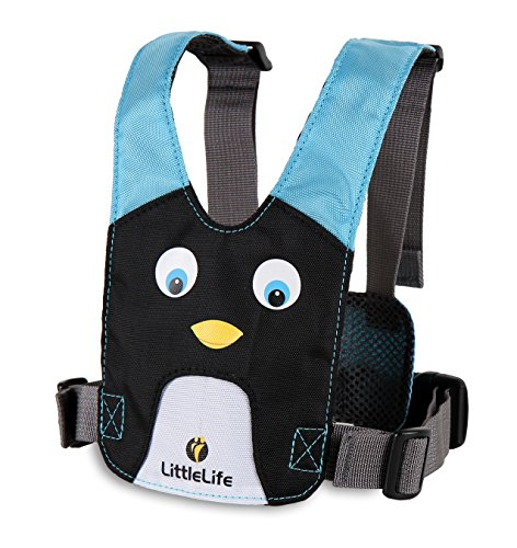 LITTLELIFE ANIMAL SAFETY HARNESS (PENGUIN)