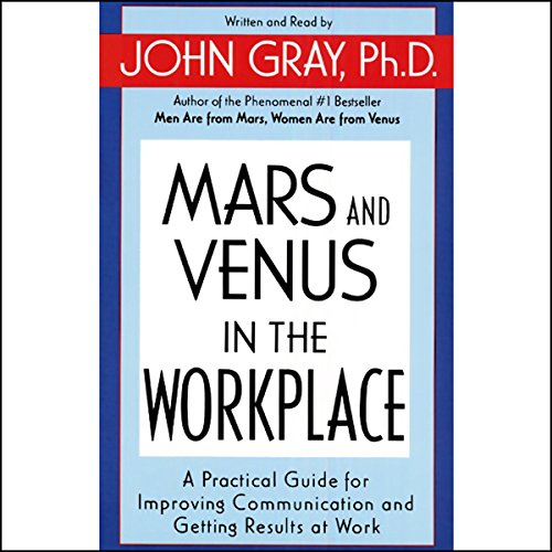 Mars and Venus in the Workplace audiobook cover art