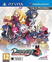 Nippon Ichi Software Disgaea 3: Absence of Detention (PS Vita)