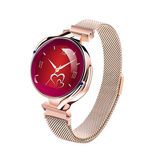 ZNSBH Smart horloge Fitness Tracker met Hartslag Bloeddruk Monitor Slaapmonitor Fitness Horloge Waterdichte Stappenteller Activiteit Tracker Smart Notificatons Smart Horloge Mannen Vrouwen voor Android IOS