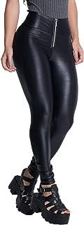 Labellamafia Yoga Pants for Women High Waisted Fitness Leggings - Workout Exclusive BrazilGirls Clothing Black CL15