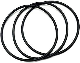 "5-7/8"" ID AXW542 Leaf Canister Lid O-ring for Hayward AXW542 O-330 W530 W560(3 Pack)"
