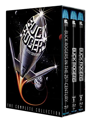 Buck Rogers in the 25th Century - The Complete Collection [Blu-ray]