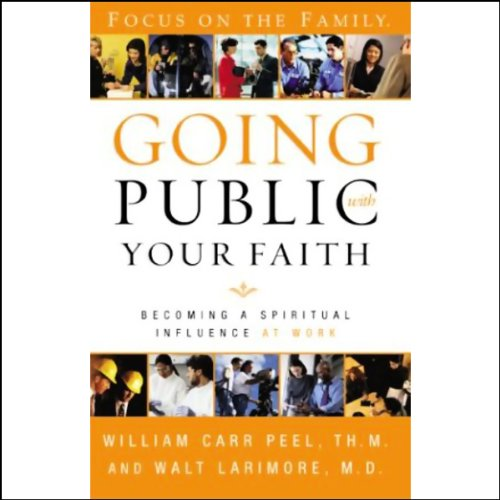 Going Public With Your Faith cover art
