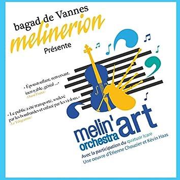 Melin'art Orchestra (Live à Vannes et Quimper)