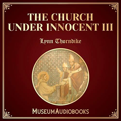 『The Church Under Innocent III』のカバーアート