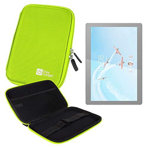 DURAGADGET Funda Rígida Verde Compatible con Tablet Lenovo Tab M7, Lenovo Tab M8 - Resistente Y Duradera