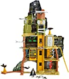 Mattel DC Justice League Ultimate Justice Battleground Playset, 6'