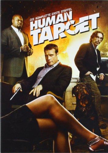 Human Target - Die komplette erste Staffel [3 DVDs]