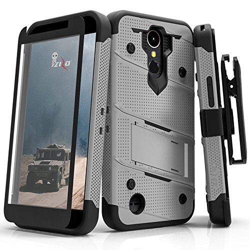 Top lg stylo 3 case zizo shockproof for 2021